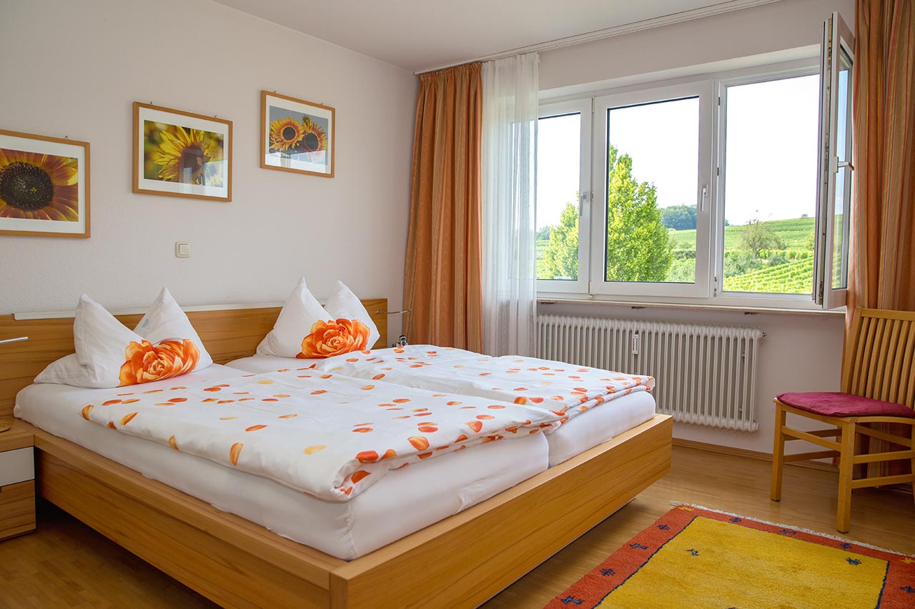 2-Zimmer-Schlafzimmer